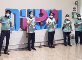 In pictures: UAE's Aster DM Healthcare brings 88 ICU nurses to Dubai