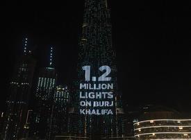 Burj Khalifa reaches 1.2 million World's Tallest Donation Box target