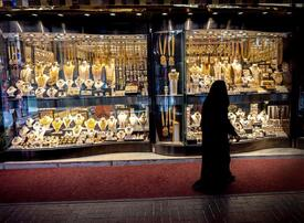 Dubai's Gold Souk shines again after lockdown