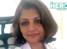 The Hero Project: Dr Humair Iqbal, specialist specialist - family medicine, Lifeline Hospital Abu Dhabi