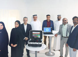 UAE firm announces rapid Covid-19 testing technology