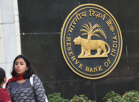 India central bank slashes rates, warns of contraction