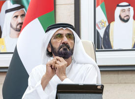 Health remains a priority as Dubai rebuilds economy, says Sheikh Mohammed