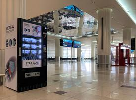Covid-19: Dubai International Airports installs PPE vending machines