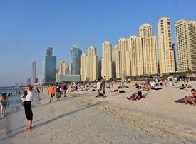 Around 100 Dubai beachgoers fined for failing to follow Covid-19 rules