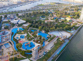 In pictures: Shurooq's Al Montazah Parks reopens its doors to public