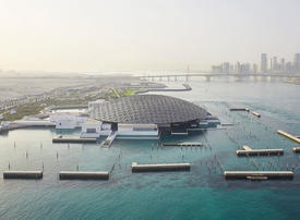 Louvre Abu Dhabi to re-open June 24
