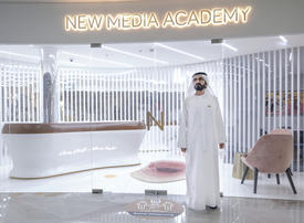 Dubai's Sheikh Mohammed launches New Media Academy