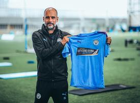 Manchester City to back Covid-19 charity on Premier League return