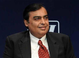 India's Reliance debt free after Saudi, Abu Dhabi deals, says Mukesh Ambani