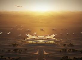 Saudi giga-project Amaala reveals designs for new international airport