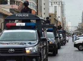 Ten people killed in attack on Pakistan Stock Exchange