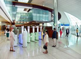 Emirates airline to resume airport lounge, chauffeurs for premium customers
