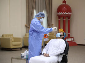 UAE health ministry reports 275 new cases, no deaths