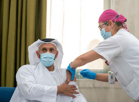 UAE launches stage III clinical trial of Covid-19 vaccine