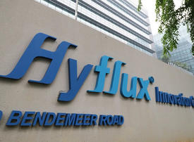 Middle East suitor for crisis-hit Hyflux submits binding offer