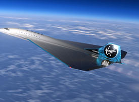 Virgin Galactic signs Rolls-Royce deal to develop supersonic plane