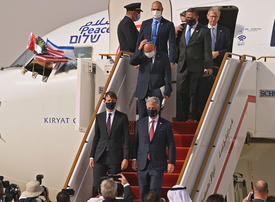 Israeli carrier announces first cargo flight to Dubai