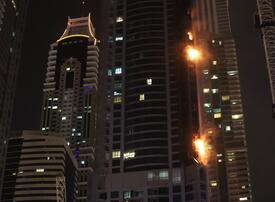 Dubai's Danube says new cladding product will prevent Grenfell Tower repeat
