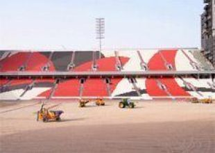Work starts on FIFA Club World Cup pitches