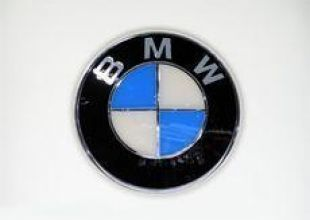 BMW sales down 10% in Mideast