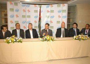 Intel buys into digital content companies in Jordan