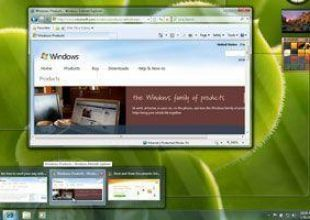 Microsoft gives the world another sampling of Windows 7