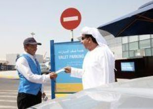Abu Dhabi airport launches valet parking service