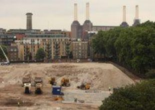 Qatari Diar selects Chelsea Barracks master plan team