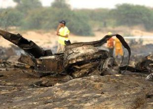 Sharjah Airport cleared over plane crash tragedy