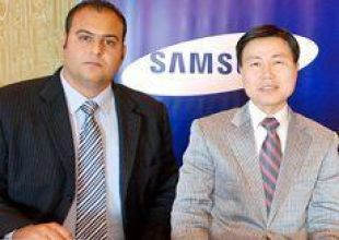 Samsung targets greater share of Egyptian display market