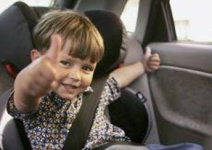 Calls for child seat belts to be made mandatory