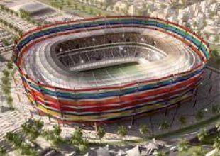 Qatar reveals stadia plans for World Cup 2022 bid