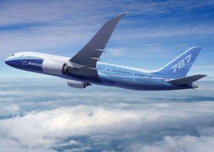 Final preparations for Boeing's 787 delivery begin