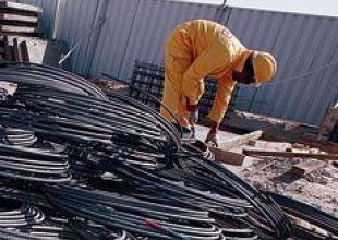 US $200m blow to steel traders as prices plunge from July high