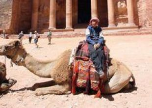 Jordan battles Gulf visitor slump