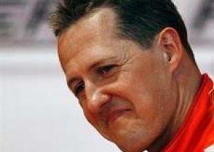 Schumacher and Becker join Dubai party