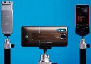 Cameraphone closeup