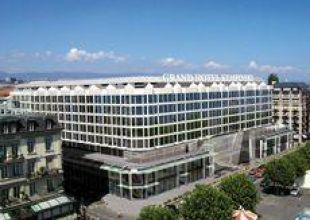 Geneva hotel tempts Middle East trade