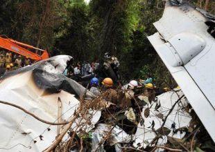 Dubai-India crash probe begins