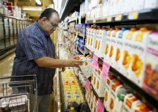 Food prices increase in the UAE