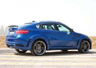 BMW X6M Hamann review