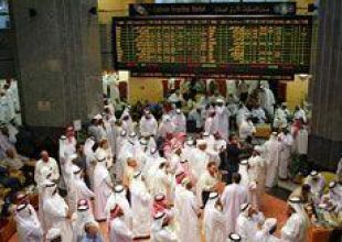 Dubai shares lead Gulf higher on bond sale; Zain soars