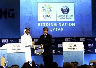 Qatar slams 2022 World Cup bribery claims as 'baseless'
