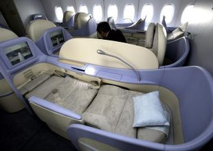 Business travel on the rebound