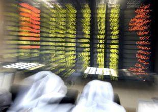 Saudi slips, medium term outlook upbeat