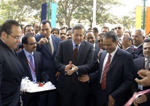 Lulu hypermarkets opens first store in Egypt