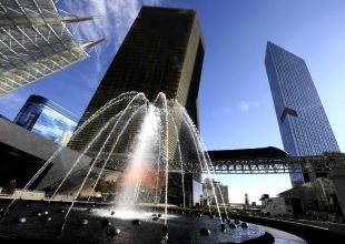 Dubai-owned Vegas casino narrows Q4 losses