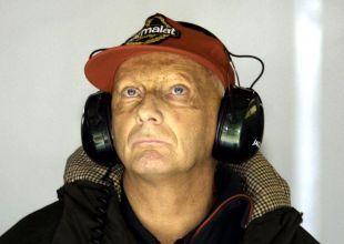 I don't know Robin Lohmann, claims Niki Lauda