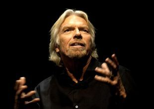 Branson says oil may hit $200 a barrel without new clean-energy policies